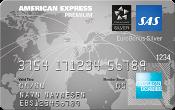 SAS EuroBonus Premium American Express Card